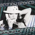 German Limited Edition CD 2 of Pece of Me