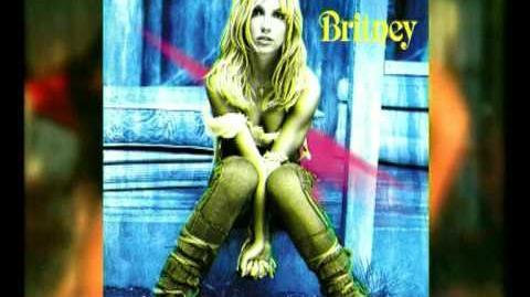 Britney Spears album commercial