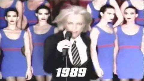 Britney Spears - Pepsi Generation HD