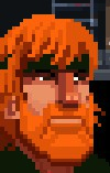 Broddock face