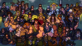Bros Broforce Wiki Fandom
