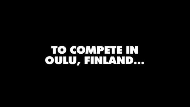 Air Guitar In Oulu
