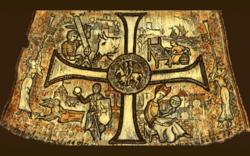 BS1 ancient Templar manuscript