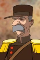 Sergeant Moue