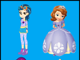 My Little Pony: Equestria Girls and Sofia The First – Crystal Prep High Rocks!