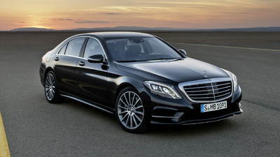 Amber's old 2014 Mercedes-Benz S550 (owned from 2014 to 2020)