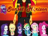My Little Pony Equestria Girls: Sunset on the Horizon, Part 1