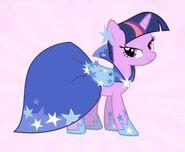 Twilight vestido de la gala