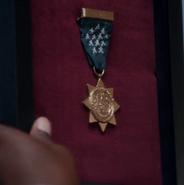 Holt's Medal of Valor
