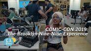 Comic-Con 2019 Brooklyn Nine-Nine Experience