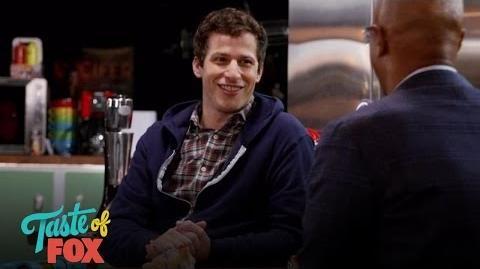 Andy Samberg & Damon Wayans Andy Has Eaten Blowfish TASTE OF FOX