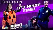 Cold Open A Six-Month Halloween Heist - Brooklyn Nine-Nine