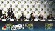Comic-Con 2019 Full Panel - Brooklyn Nine-Nine (Digital Exclusive)