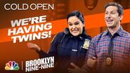 Cold Open Jake and Amy Make Boyle Faint - Brooklyn Nine-Nine