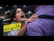 Amy Goes into Labor - Brooklyn Nine-Nine