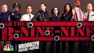 Brooklyn Nine-Nine A-Team Style Trailer