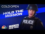 Cold Open- Something's Wrong with Holt - Brooklyn Nine-Nine