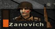 Zanovich Moderately Wounded