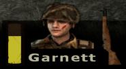 Garnett Slightly Wounded SAV