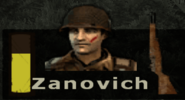 Zanovich Slighty Wounded SAV