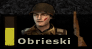 Obrieski Slightly Wounded SAV