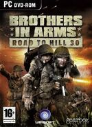 Road to Hill 30 PC Cover