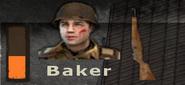 Baker Moderately Wounded SAV