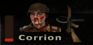 Corrion Gravely Wounded SAV