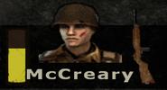 McCreary Slightly Wounded SAV