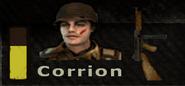 Corrion Slightly Wounded SAV