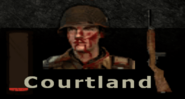 Courtland Gravely Wounded