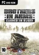 Earned in Blood PC Cover