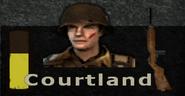 Courtland Slightly Wounded SAV