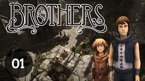 Brothers A Tale of Two Sons - Prologue