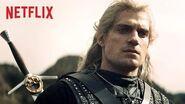 The Witcher Tráiler principal Netflix