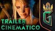 GWENT The Witcher Card Game Tráiler cinemático