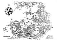 Mapa de Stanislav Komárek
