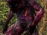 Demonio podrido mayor