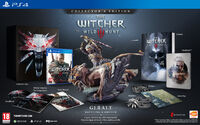 NAMCO-EN-PEGI The-Witcher-3 Collectors Edition-PS4