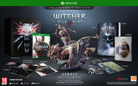 NAMCO-EN-PEGI The-Witcher-3 Collectors Edition-X1