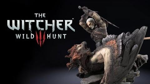 The Witcher 3 Wild Hunt -- Collector's Edition UNBOXING Official