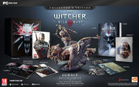 NAMCO-EN-PEGI The-Witcher-3 Collectors Edition-PC