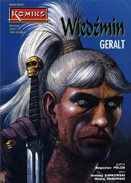 The Witcher (cómics)