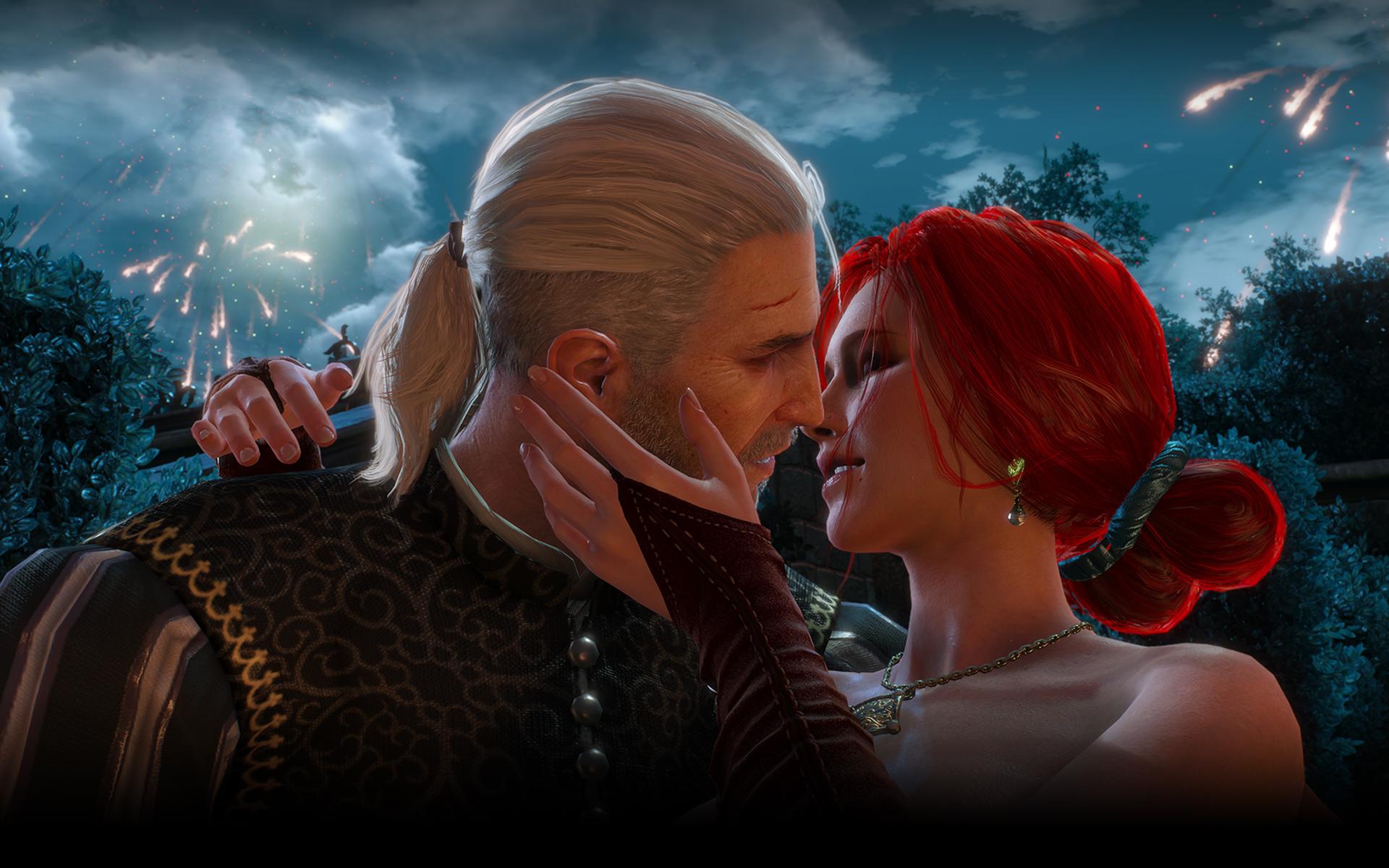 Romance en The Witcher 3