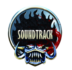 The logo for the soundtrack.
