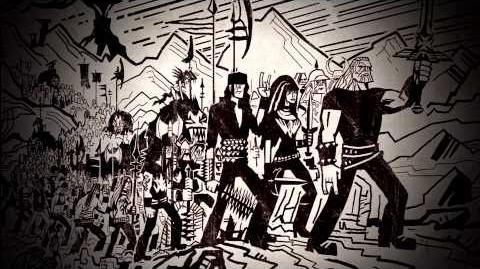 Legend 10 Black Tear Rebellion