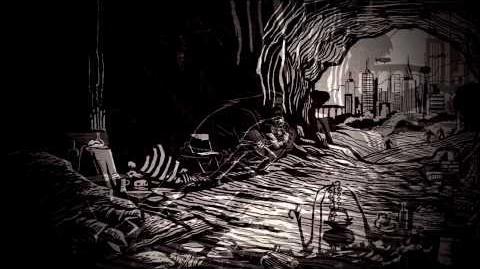 Legend 12 Maggots Devour the Corpse of Hope