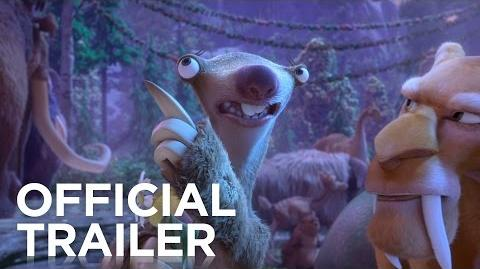 Ice Age Collision Course Official Trailer 2 2016