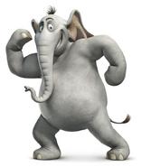 Horton the elephant horton hears a who 2008