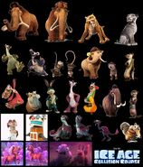Members In Ice Age Collision Course